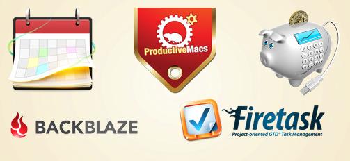 Productive Macs Raffle prizes