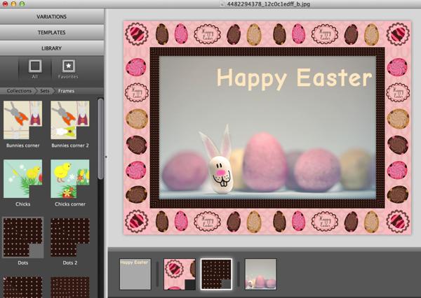 Easter ImageFramer