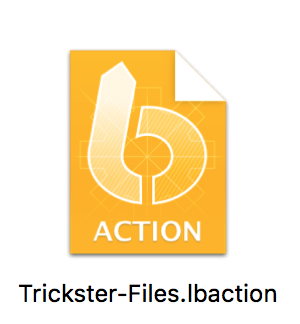 Trickster Launchbar Action Icon. Click to Download